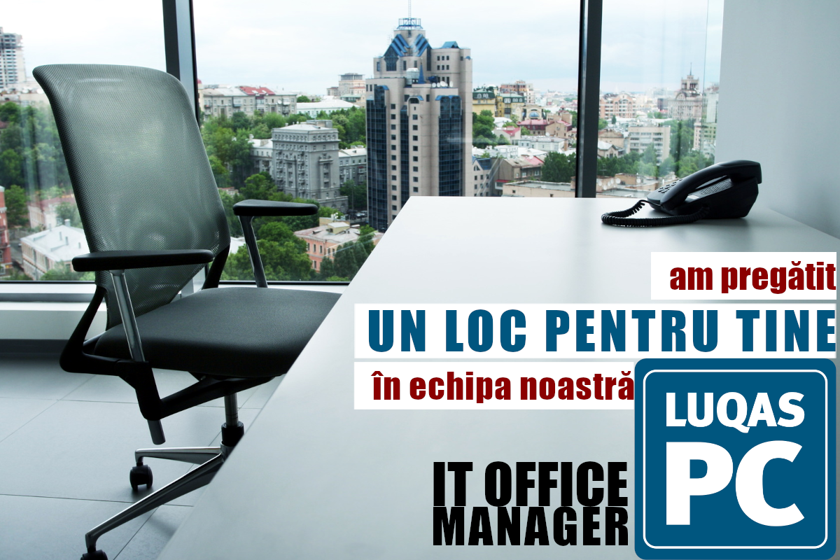 IT OFFICE MANAGER